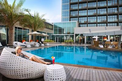Yas island hotel