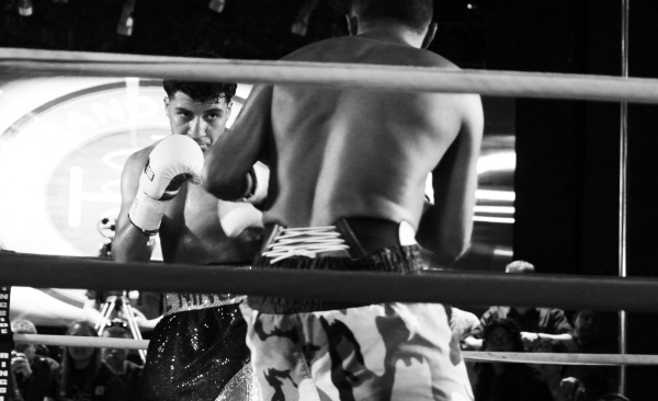 Battle Night at El Nuevo Rodeo