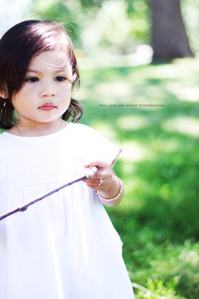 Itzel Alvarado's daughter