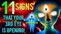 11 DEFINITIVE SIGNS THAT YOUR THIRD EYE IS OPENING