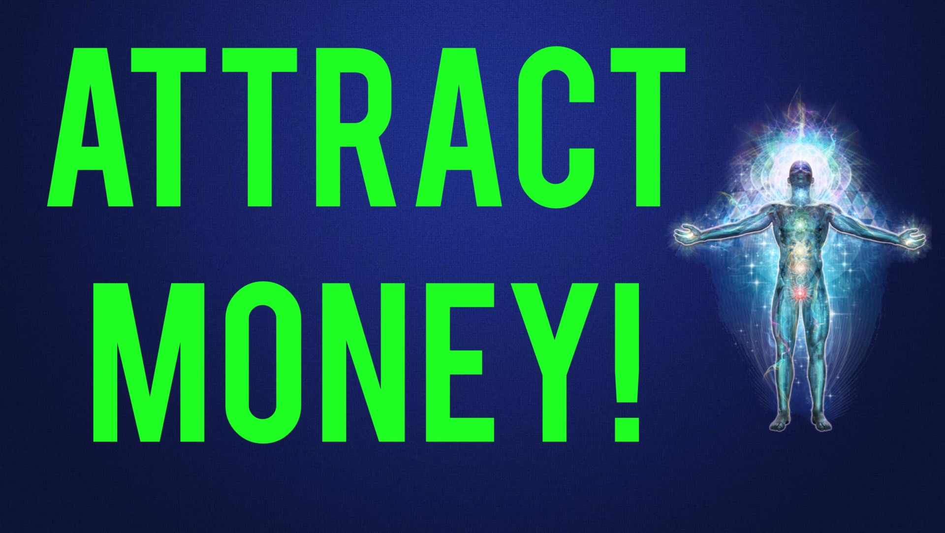Money Flows to Me - Law of Attraction Accelerator!