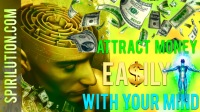 ATTRACT MONEY EASILY WITH YOUR MIND