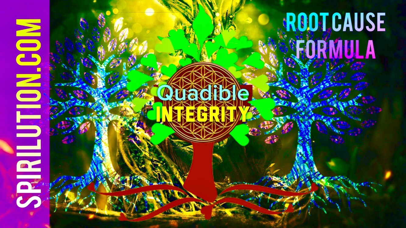 POWERFUL! ROOT CAUSE FORMULA! For Those Lacking in Results! (LOVE HEALING) QUADIBLE INTEGRITY