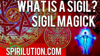WHAT IS A SIGIL? WHAT IS SIGIL MAGICK? CHAOS MAGICK?