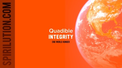 ★END WORLD HUNGER★ (GLOBAL / COLLECTIVE CONSCIOUSNESS EDITION) MASS MEDITATION! QUADIBLE INTEGRITY