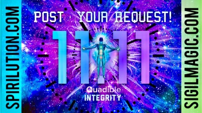 HAPPY 11:11 DAY! POST YOUR REQUESTS NOW! 11 FORMULAS WILL BE SELECTED!!!
