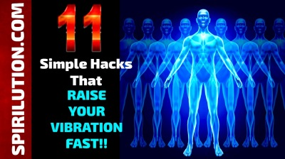 11 SIMPLE HACKS THAT WILL RAISE YOUR FREQUENCY & VIBRATION FAST!