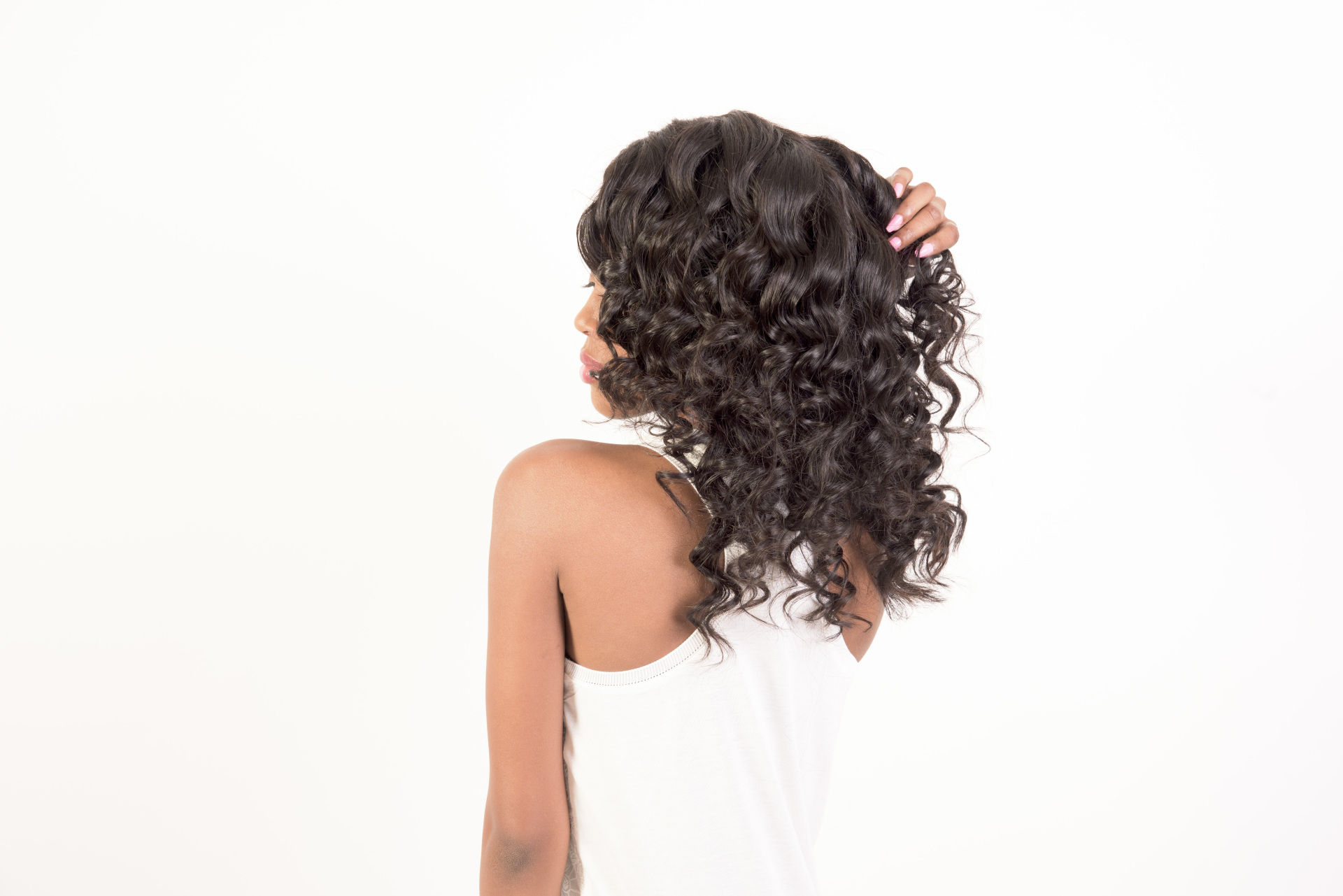 Kayla Gaskin Backshot - Extensions Suite