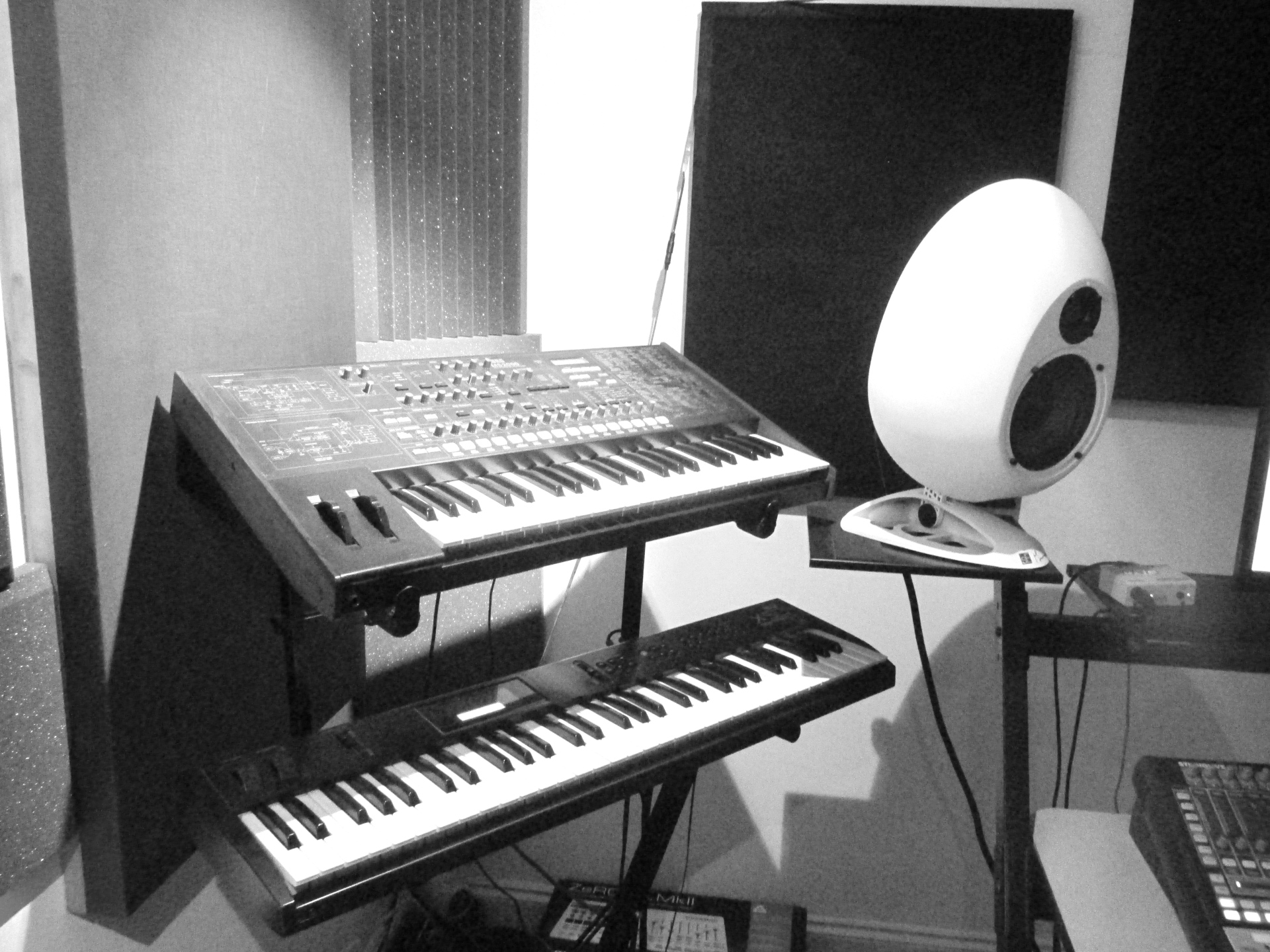 Synths Keyboards
