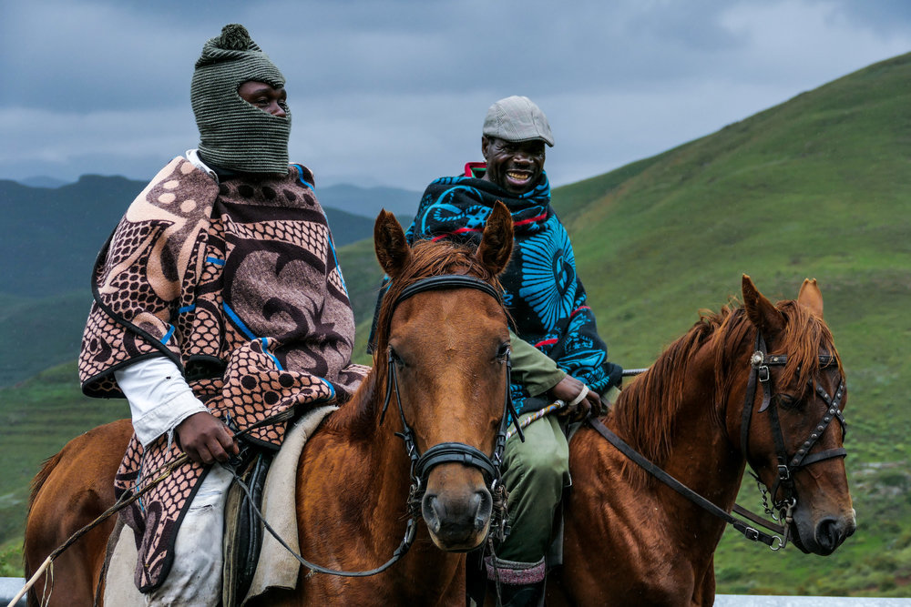 Basotho Cultural Appropriation: Innovation or Theft?