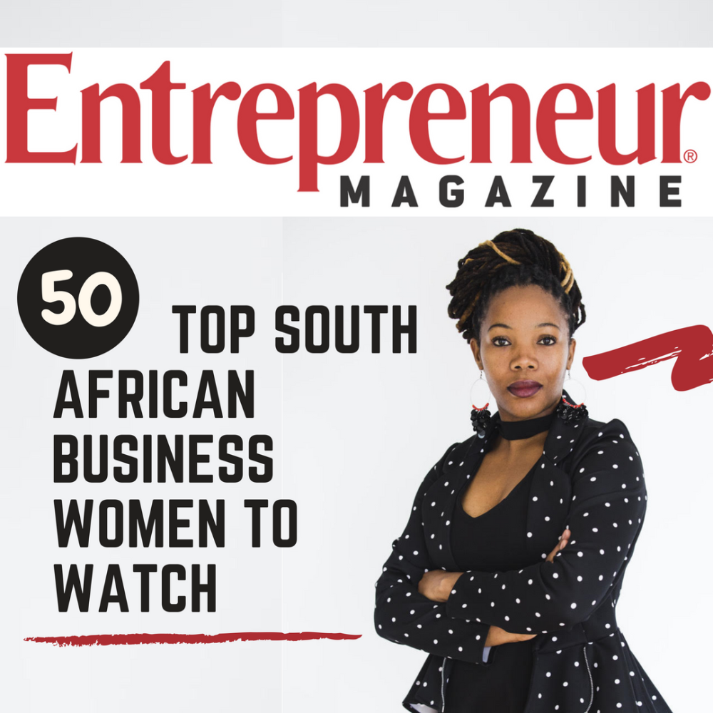 Mahadi Granier named one of 50 Top South African Business Women To Watch