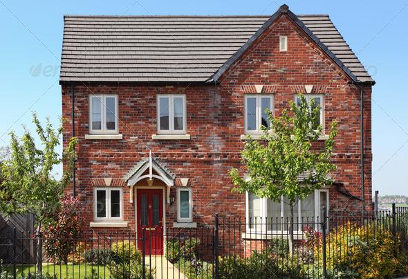 English-style-house
