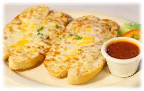Chesse Garlic Toast
