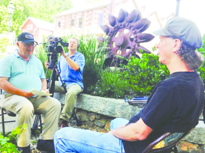 Filmmaker zooms in on Nevada City