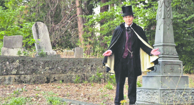 Ghost tours reappear for 13th year