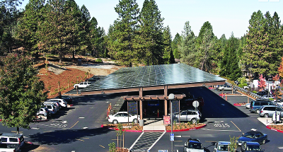 BriarPatch's parking lot now solar