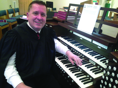 Organist to accompany classic silent film