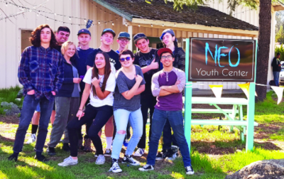 Students find second home in Nevada County