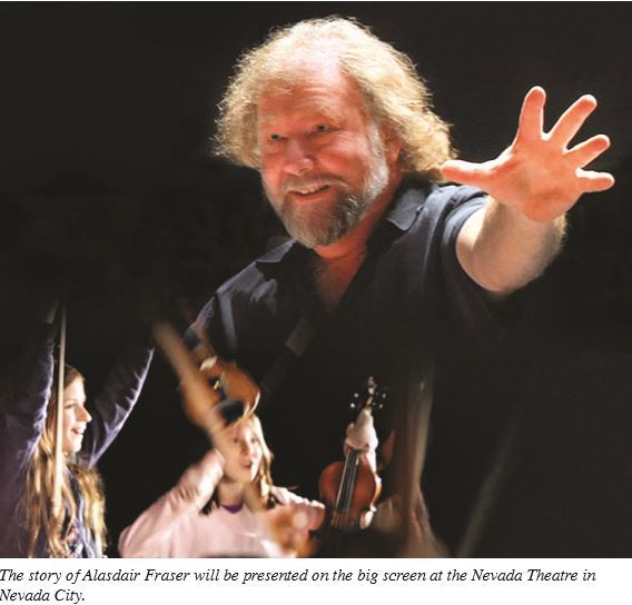 Film documents Alasdair Fraser's musical journey