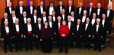 Choir to hold two Christmas concerts