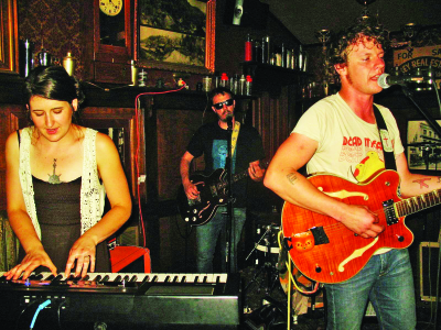 Live music scene keeps rockin'