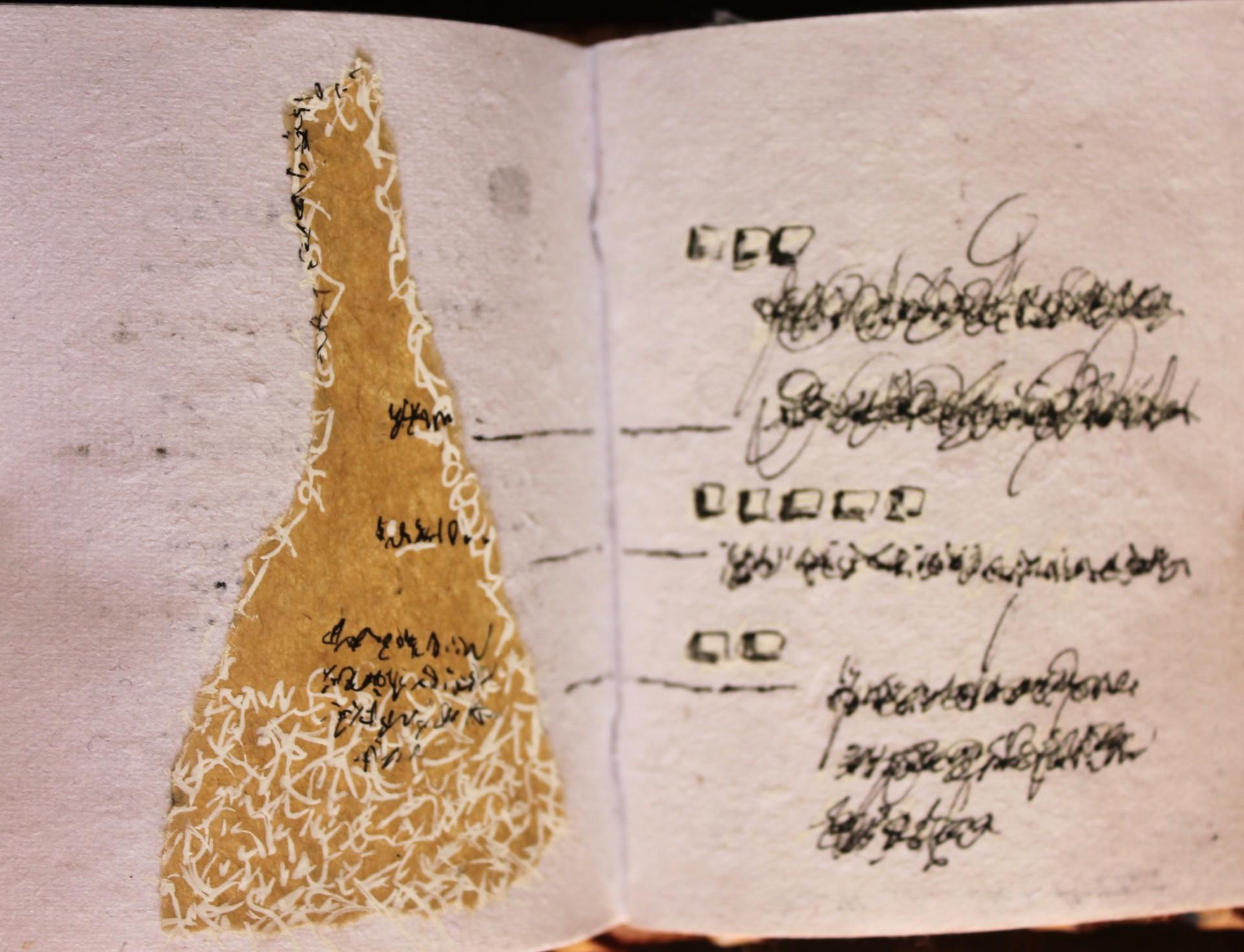 Asemic Sketch