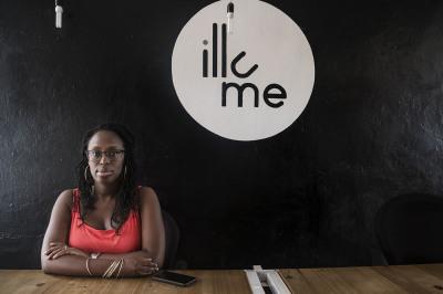 Joan Mazimhaka, founder at Illume Creative Studio, a strategic communications agency