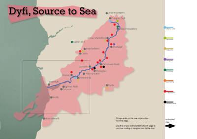 Interactive .pdf Map Design