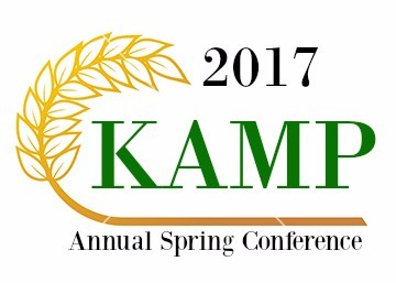 KAMP Annual Spring Conference 2017