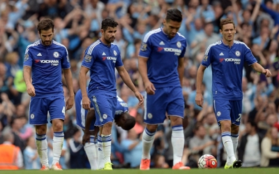 Analyzing Chelsea's early decline