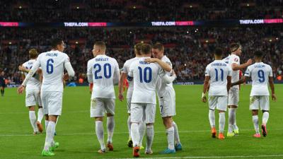 EURO SPECIAL: England