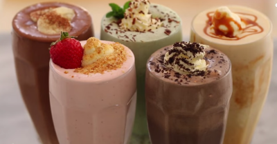 Milkshakes & Smoothies