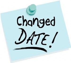 Business Meeting - Rescheduled