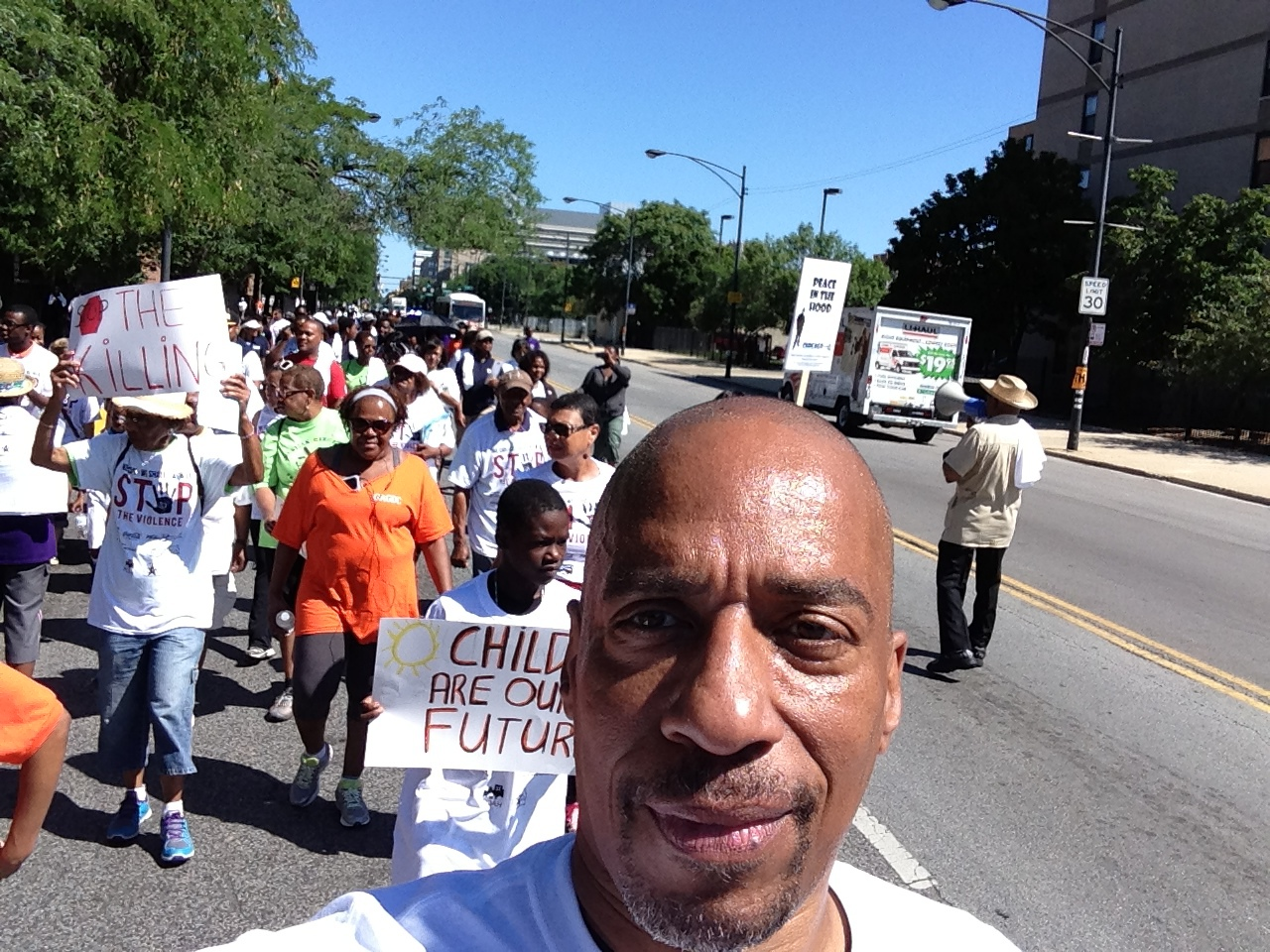 Youth Safety March