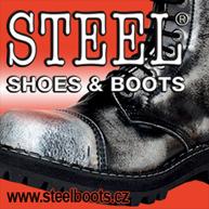 Steel Boots Shop Praha