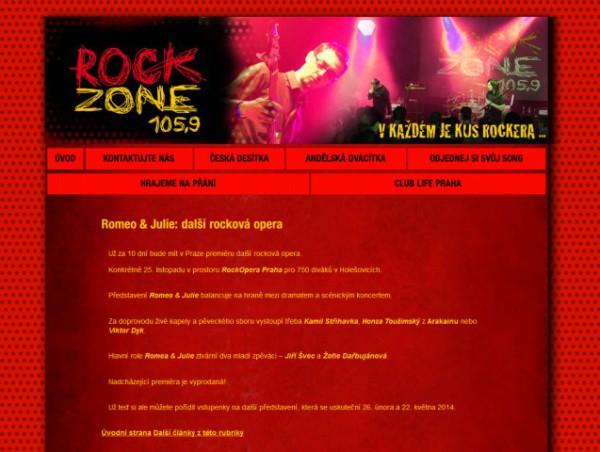 RockZone.cz