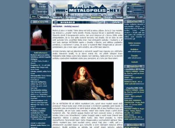 Metalopolis.net