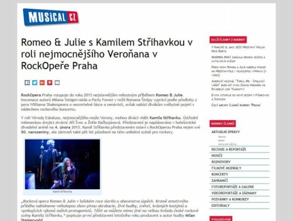 Musical.cz