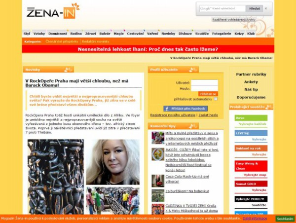 ŽENA-IN.cz