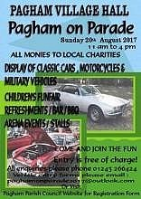 Pagham on Parade 19th August 2018