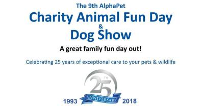 The Alphapet Charity Fun Day Sunday 19th August 2018