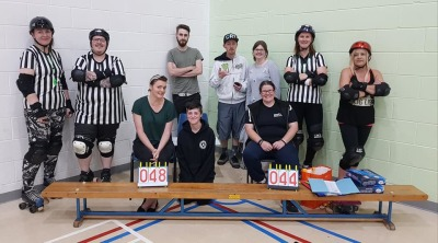 We're recruiting Officials!