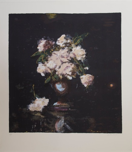CONVERSATION WITH THE DEVIL: PEONIES