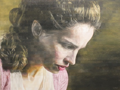 HEIDA REED - 30X40 - OIL ON CANVAS - 2017
