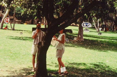Camouflaged, 1997