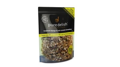 muesli packaging cereal granola packaging