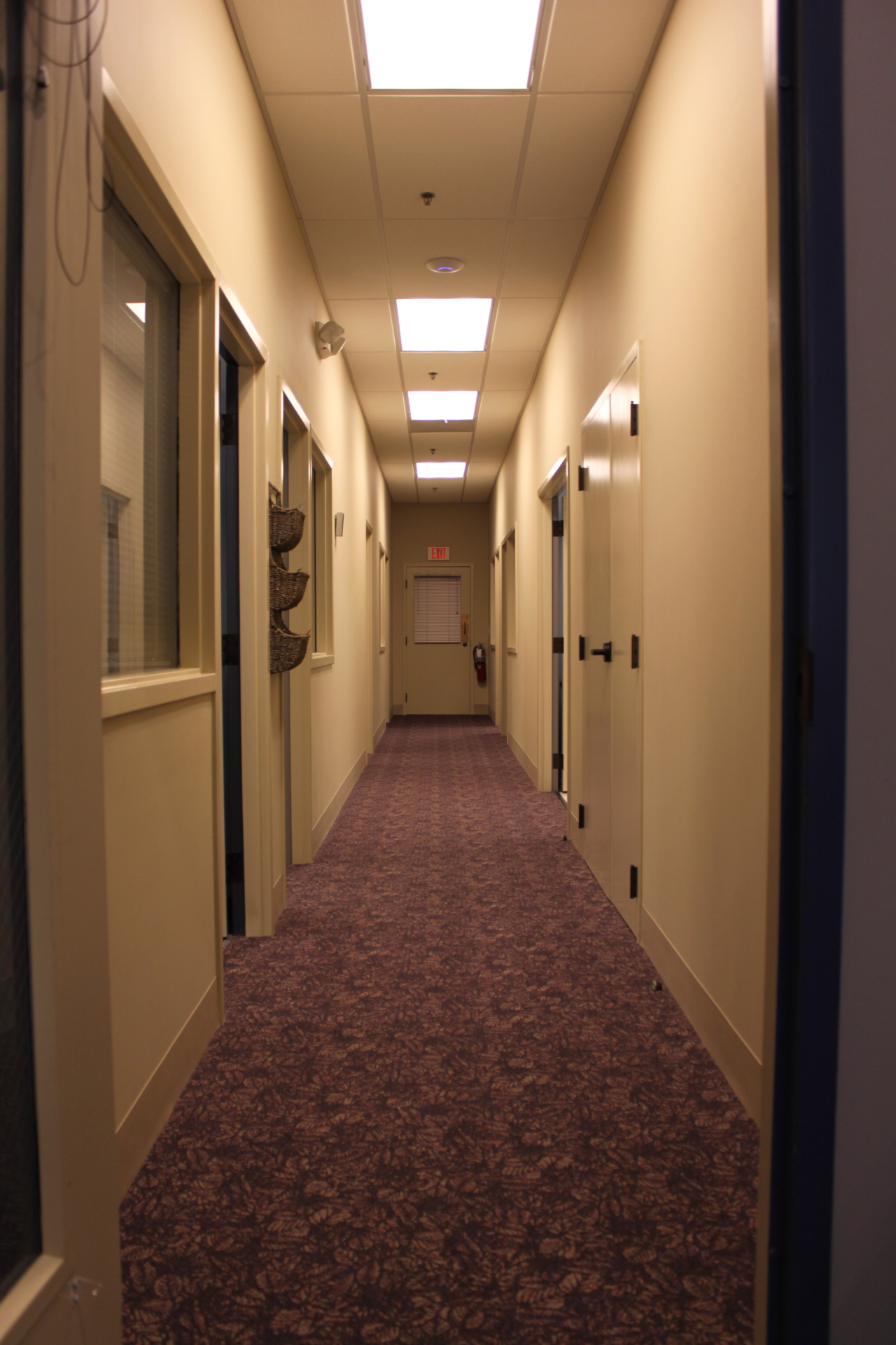 Therapy Hallway