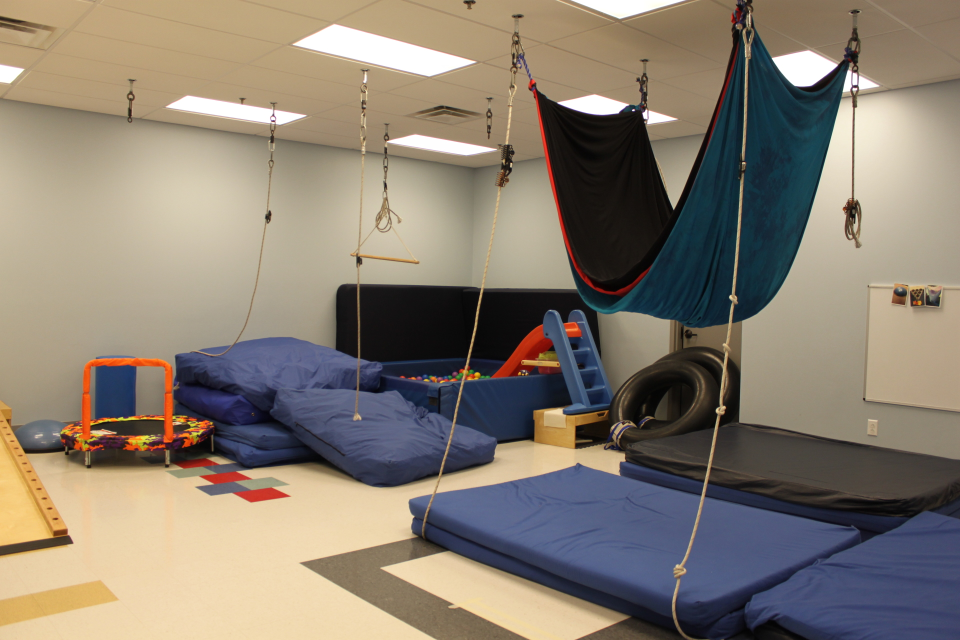 Large Therapy Gym