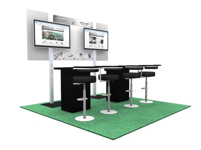 Tradeshow Design and Rental