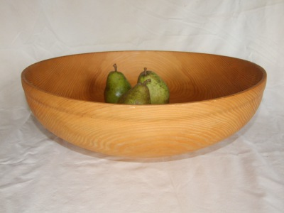 Extra Large Oak Bowl